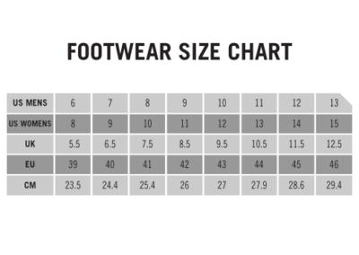 footwear-size-chart
